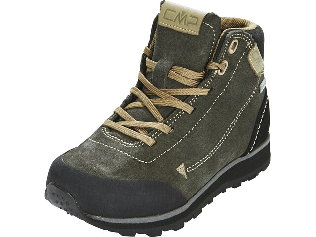 CMP Campagnolo Elettra Mid WP Hiking Shoes Kids jungle